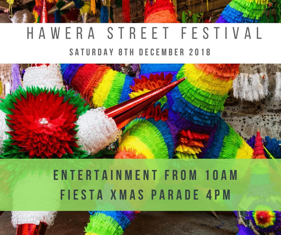 Hawera Street Festival