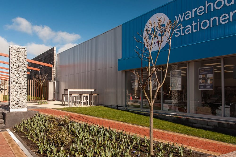 Warehouse Stationary